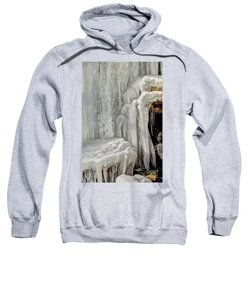 Icy Tendrils Sweatshirt