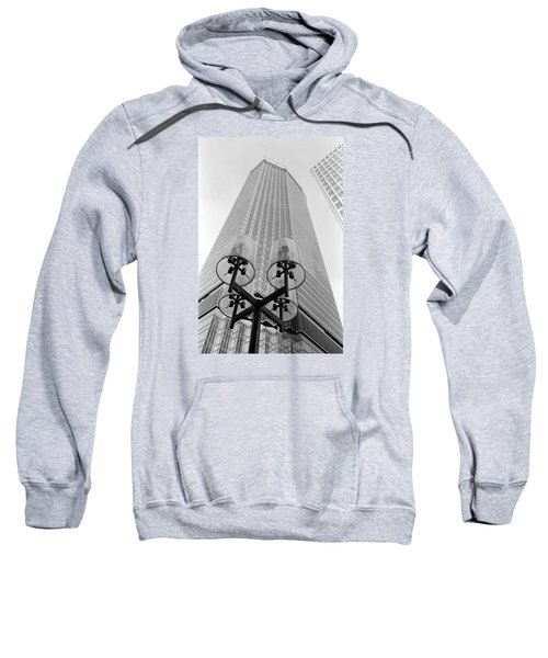 Ids  And Street Lights Sweatshirt