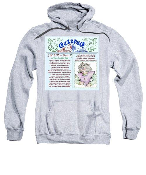 Real Fake News Tilly Excerpt Sweatshirt