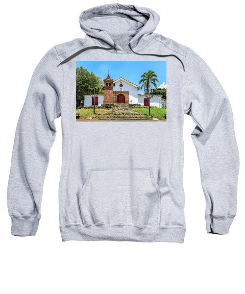 Iglesia De San Antonio Sweatshirt