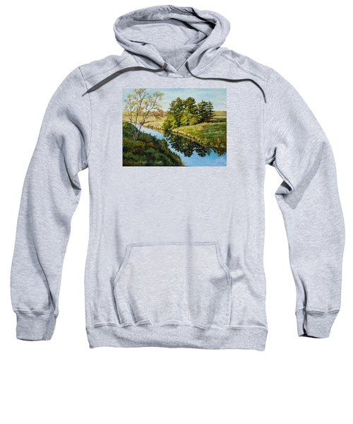 Illinois Countryside  Sweatshirt