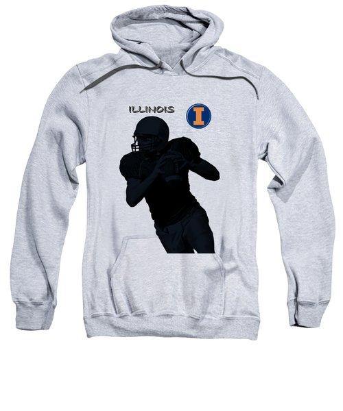 Illinois Football Sweatshirt