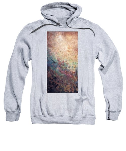 Illuminated Valley I Diptych Sweatshirt