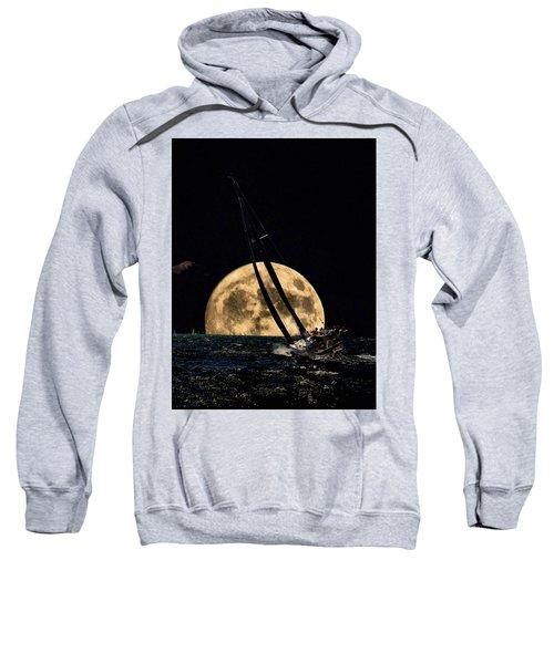 I'm Getting Closer To My Home Sweatshirt
