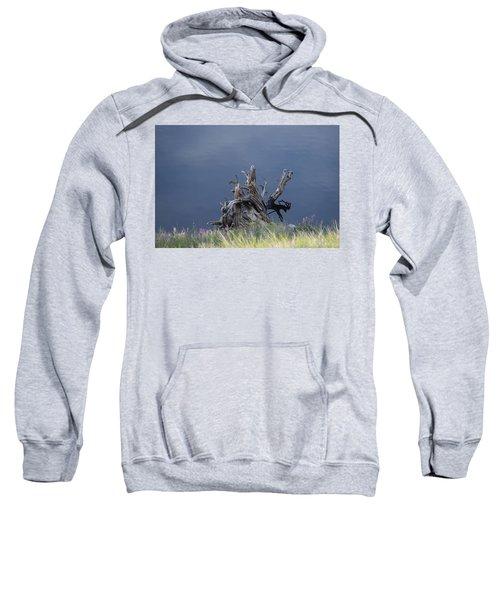 Stump Chambers Lake Hwy 14 Co Sweatshirt
