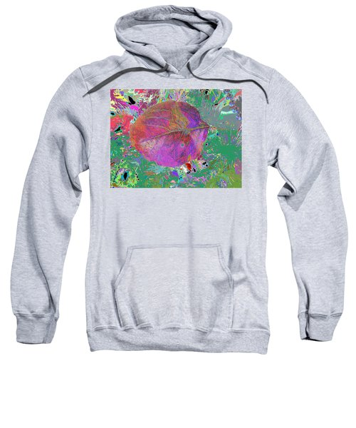 Imposition Of Leaf At The Season 4 Sweatshirt