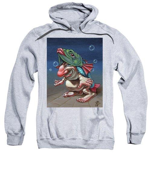In A Fish Suit. Sweatshirt