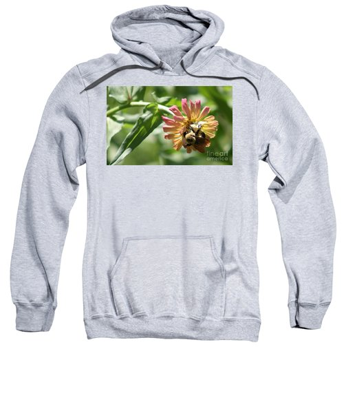 In Bee'tween The Flight Sweatshirt