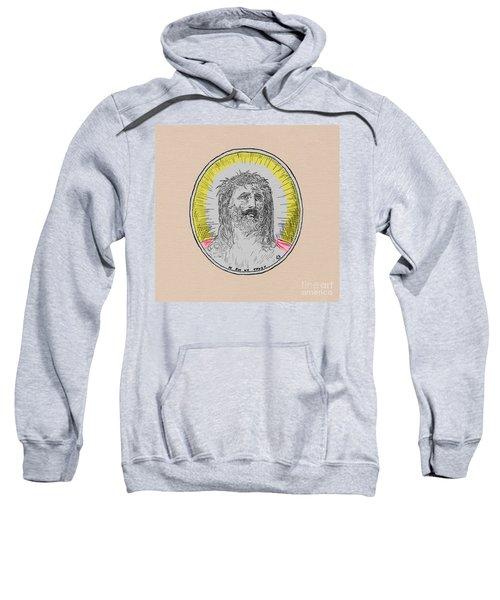 In Him We Trust Colorized Sweatshirt
