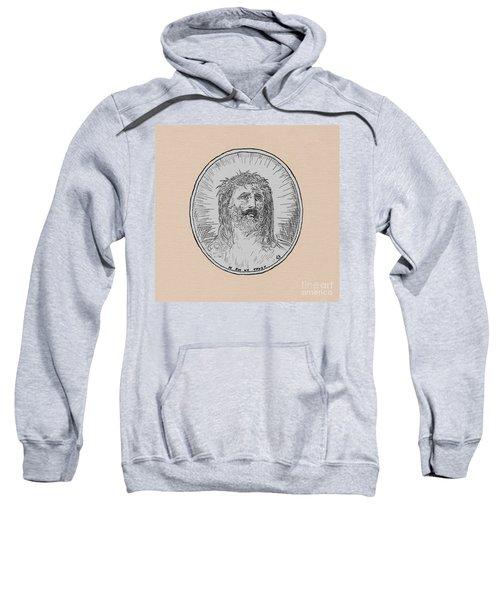In Him We Trust Sweatshirt