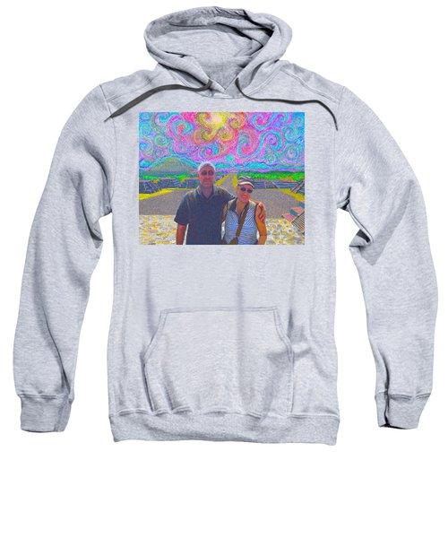 In Mexico Sweatshirt