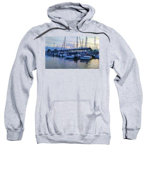 In My Dreams Sailboats Sweatshirt