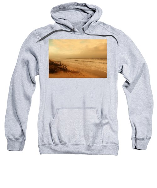 In My Dreams The Ocean Sings - Jersey Shore Sweatshirt