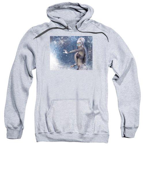 In The Eye Of The Storm Sweatshirt