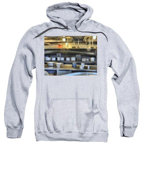 In The Galley Sweatshirt