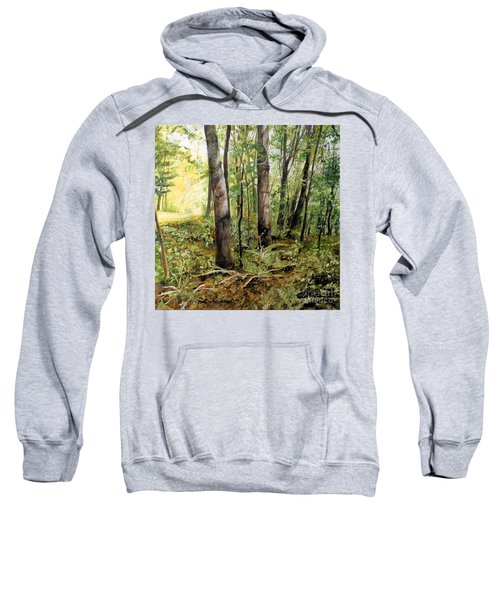 In The Shaded Forest  Sweatshirt