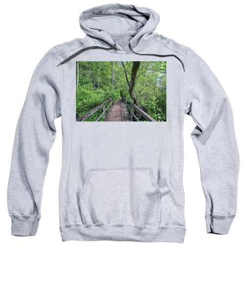 In The Trees Sweatshirt