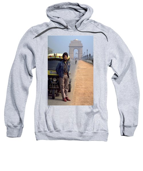 India Gate Sweatshirt