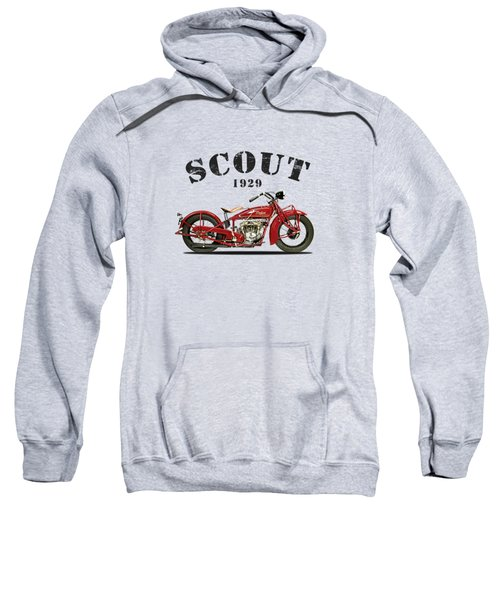 Indian 101 Scout 1929 Sweatshirt