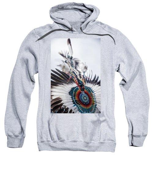 Indian Feathers Sweatshirt