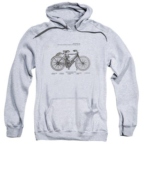 Indian Motorcycle Prototype 1901 Sweatshirt