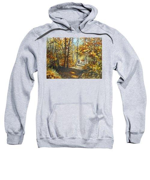 Indian Summer Trail Sweatshirt