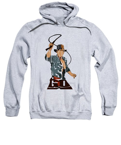 Indiana Jones - Harrison Ford Sweatshirt