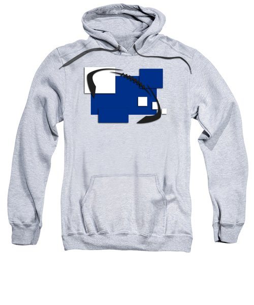 Indianapolis Colts Abstract Shirt Sweatshirt