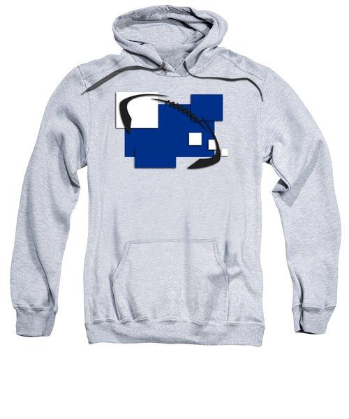 Indianapolis Colts Abstract Shirt Sweatshirt