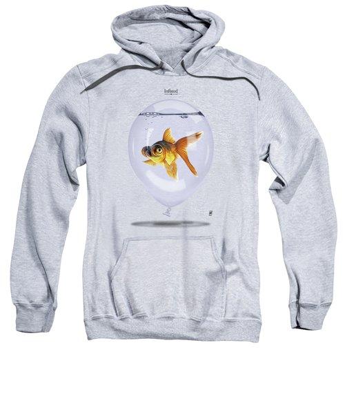 Inflated Sweatshirt