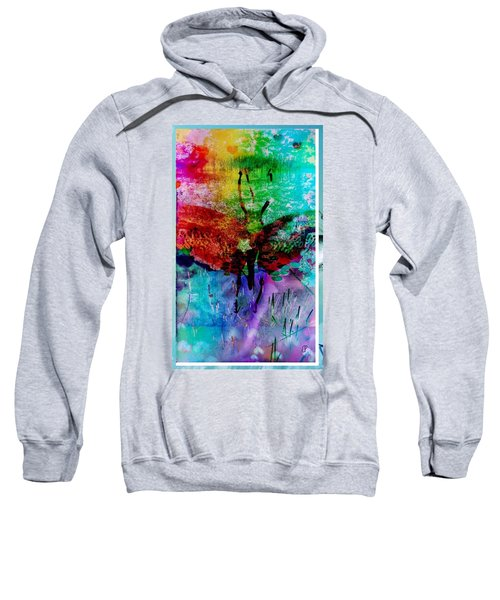 Insects And Incense Sweatshirt