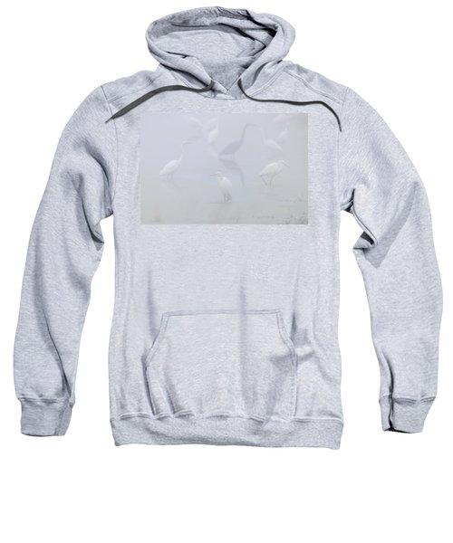 Inside The Fog Sweatshirt