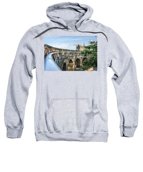 Inside The Leiden Citadel Sweatshirt