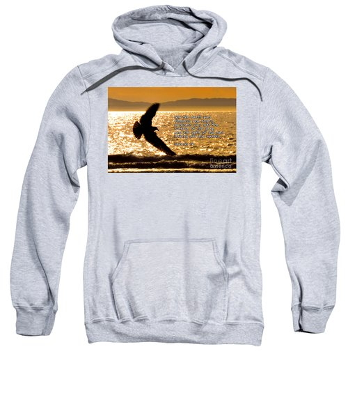 Inspirational - On The Move Sweatshirt