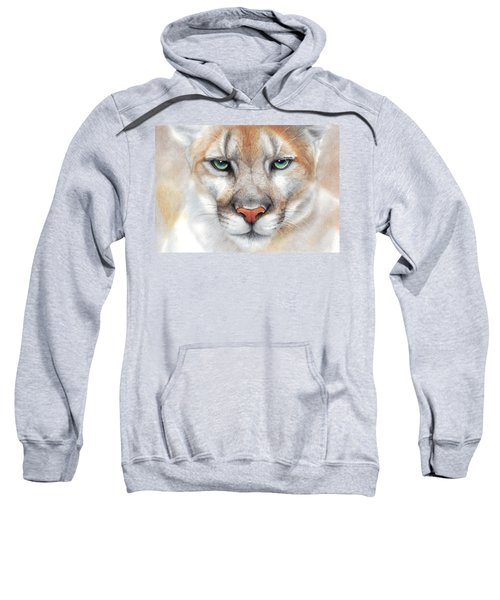 Intensity - Mountain Lion - Puma Sweatshirt