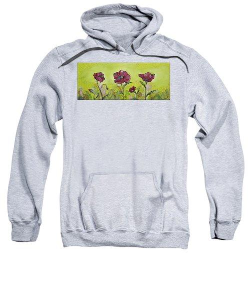 Intensity Of The Poppy II Sweatshirt