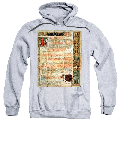 International Code Of Medical Ethics Sweatshirt