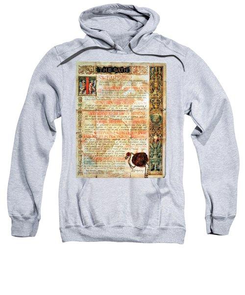 International Code Of Medical Ethics Sweatshirt