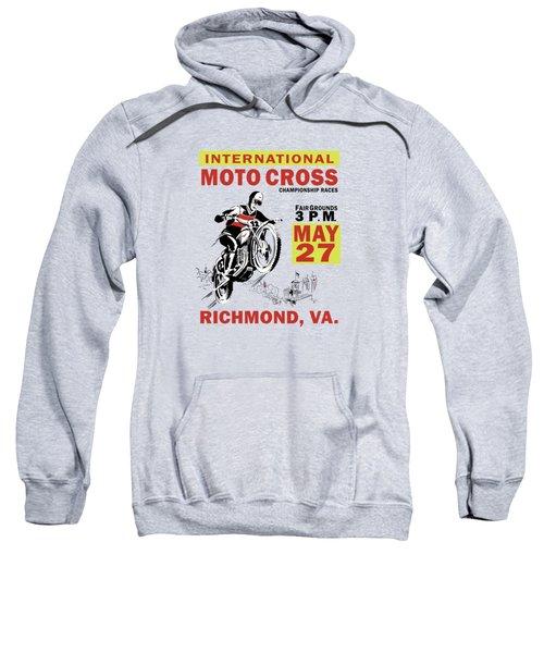 International Moto Cross Sweatshirt