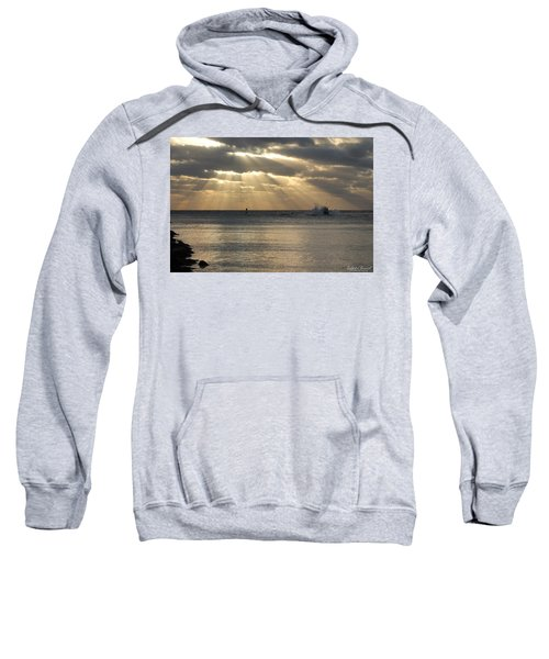 Into Dawn's Early Rays Sweatshirt