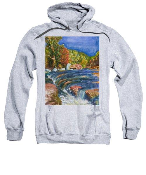 Into Slide Rock Sweatshirt