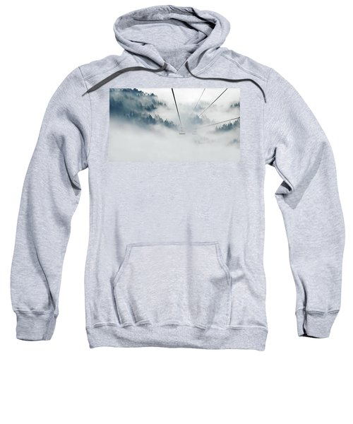 Into The Abyss Sweatshirt