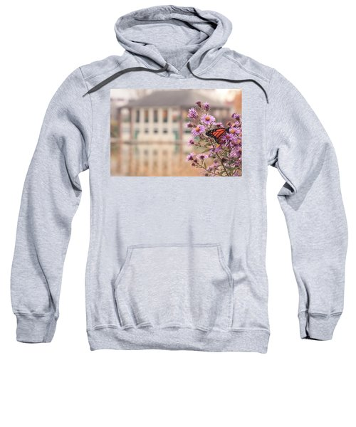 Into The Asters Sweatshirt