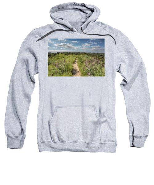 Into The Loess Hills Sweatshirt