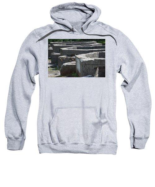 Into The Ruins 3 Sweatshirt