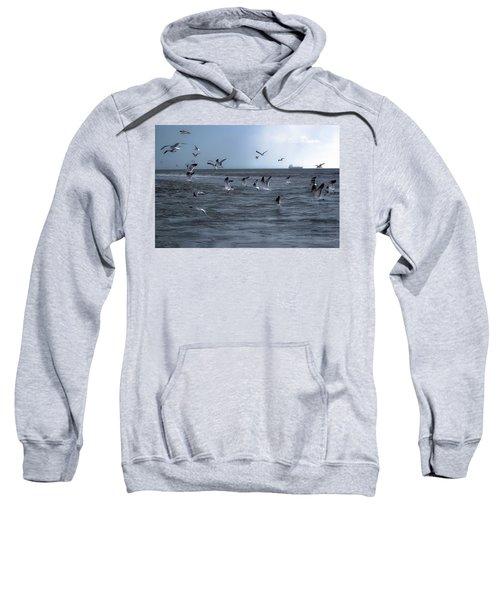 Into The Storm Sweatshirt