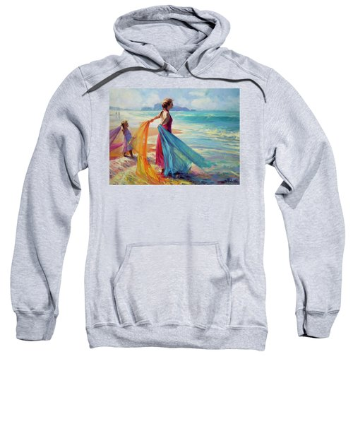 Into The Surf Sweatshirt