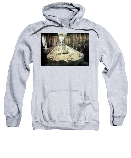 Invitation To Dinner At The Castle... Sweatshirt
