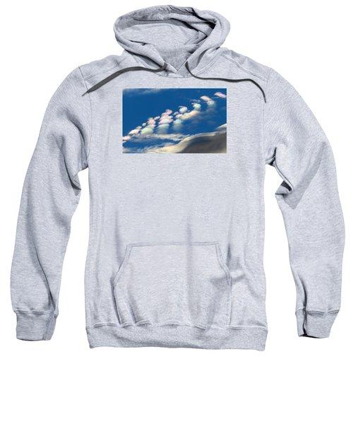 Iridescent Clouds 2 Sweatshirt