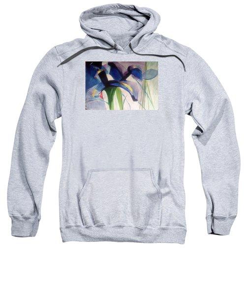 Iris  Power Sweatshirt